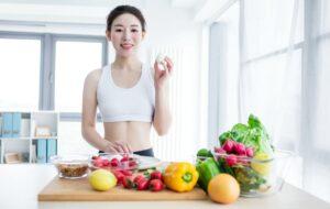 Love eating healthy food