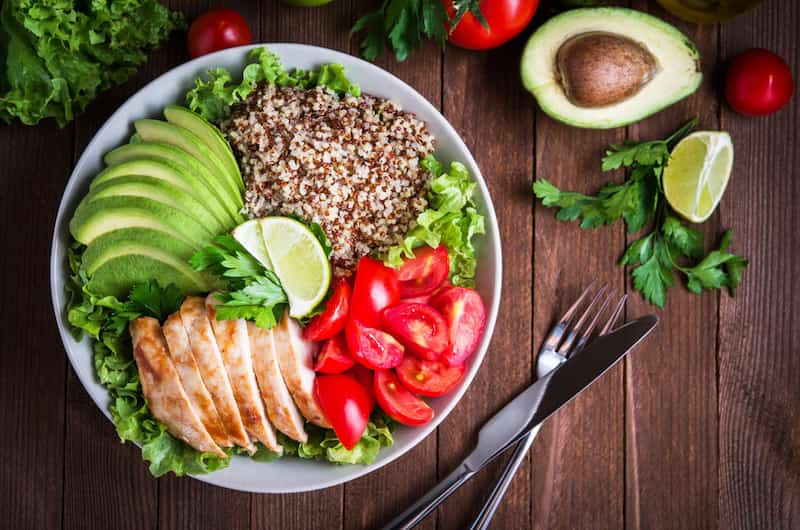 Planning to be healthy with nutrition